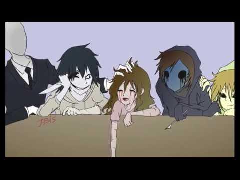 We are a family [Creepypastas]