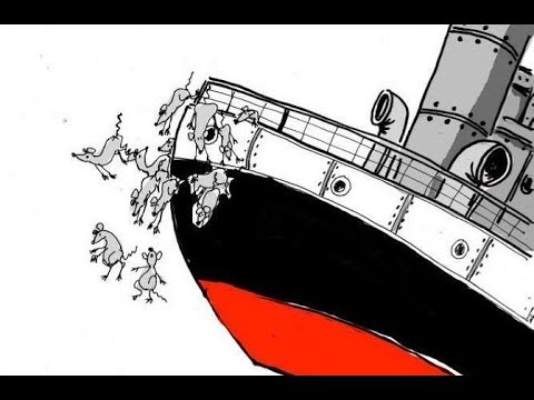 More (Federal Reserve) Rats Jumping Ship Before The Ship Sinks!