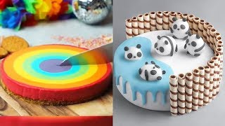 Amazing Cake Art Designs | New Yummy Chocolate Cake Recipes Compilation