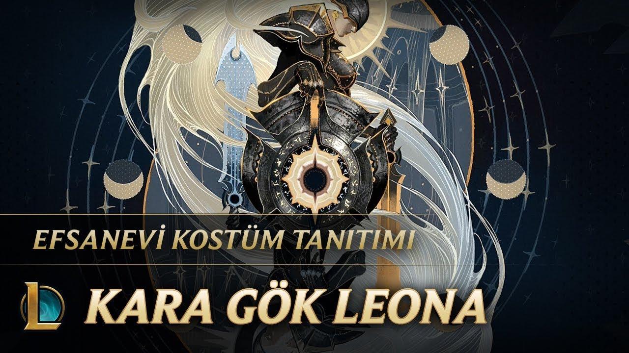 Işığımla Yüzleş | Kara Güneş ve Kara Ay Leona Tanıtım Animasyonu - League of Legends