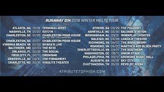 Runaway Gin LIVE Set 2 @ Salvage Station 3-30-2018