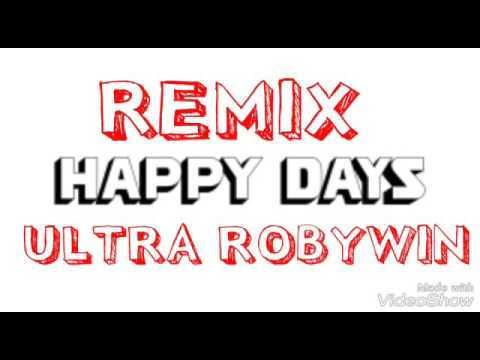 Ghali HAPPY DAYS Cover By Ultra