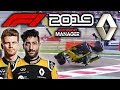 F1 2019 Renault Manager Career REAR WING DAMAGE CHALLENGING RACE Part 4 mp3