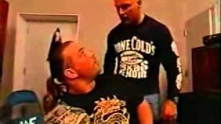 Stone Cold Steve Austin interrogates Rob Van Dam thumbnail