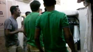 Funny Dance Sri Lnakan Boys - Dubai - 2015