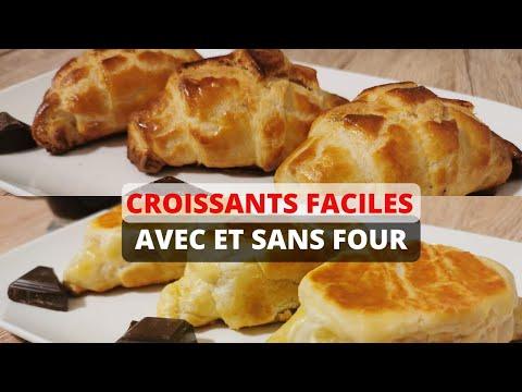 [recette-de-croissants-maison-]-👉comment-faire-des-croissants-trÈs-rapide/sans-four