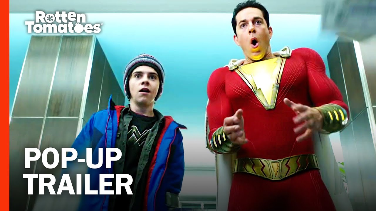 Shazam! First Reviews: DC's Most Fun Movie Yet Has Laughs