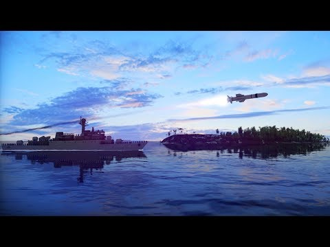 BREAKING: JAPAN SINKS LARGE RUSSIAN DESTROYERS, FULL SCALE WAR | Wargame: Red Dragon Gameplay