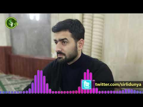 Hacı Samir Quran təfsir məclisi Ənbiya surəsi -(6)
