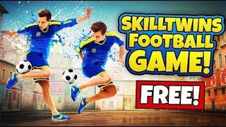 SKILL FOOTBALL 2018  I  BEST  SKILL FOOTBALL 2018  I  SKILL TWINS  FOOTBALL GAME