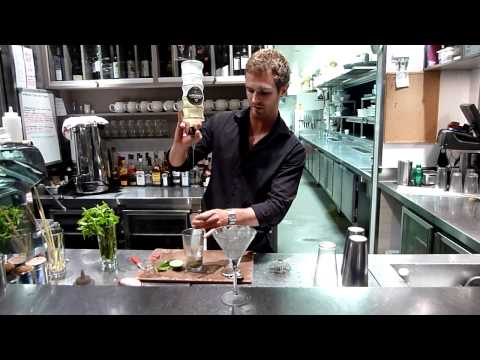 Kevin Boyle - Domaine De Canton Bartender Of The Year 2012 Entry