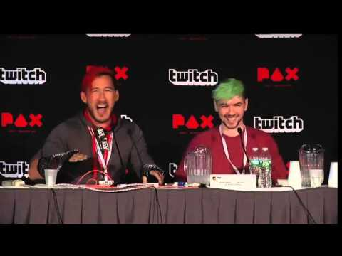 PAX East 2016: MARKIPLIER & FRIENDS