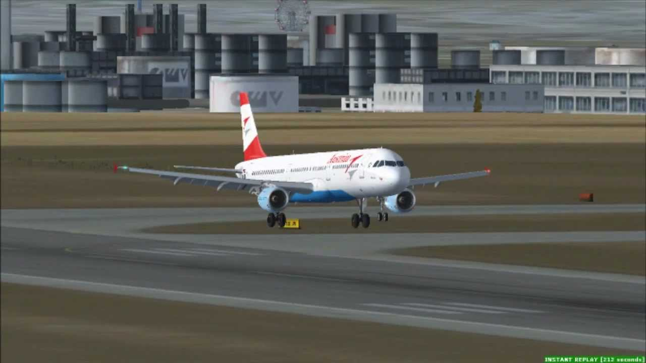 FSX - Project Airbus A321