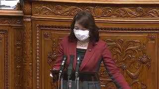 参議院本会議・法務委員長報告(2020/4/10)