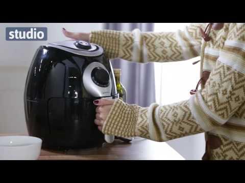 Studio - Signature Manual Air Fryer