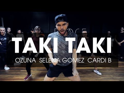 TAKI TAKI | @placedancers Choreography Julie B