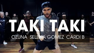TAKI TAKI | @placedancers Choreography Julie B MP3