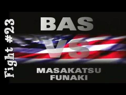 Bas Rutten's Career MMA Fight #23 vs. Masakatsu Funaki