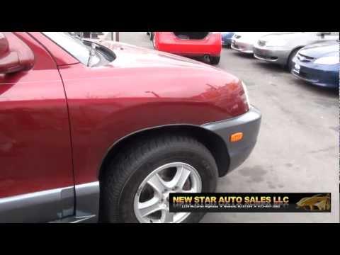 2003 Hyundai Santa Fe V6 GLS