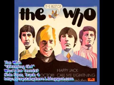 The Who - Who's for Tennis? (lost album)