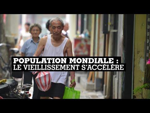 Population Mondiale : Le Vieillissement S'accélère