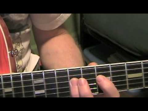 Day Tripper Beatles guitar solo lesson