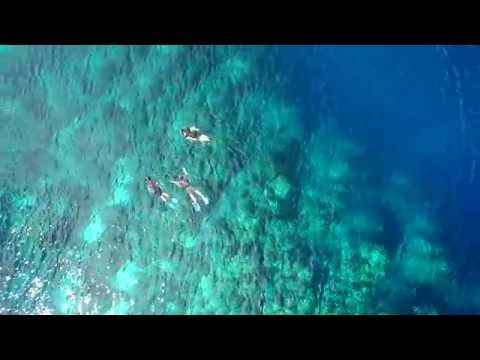 Roatan Honduras - Amazing Aerial Video