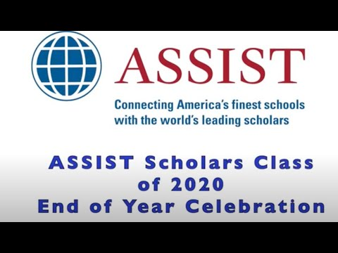 ASSIST: End of Year Celebration!