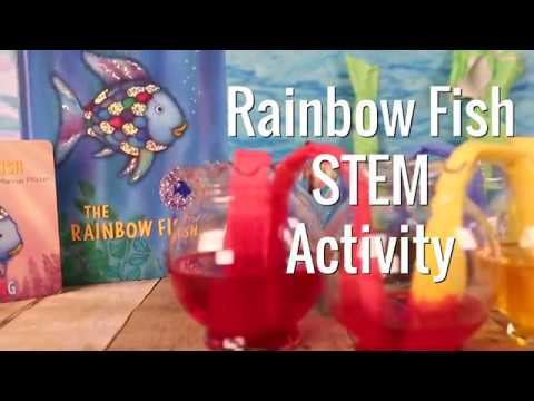 Rainbow Fish STEM Activity | Kaplan Early Learning Company