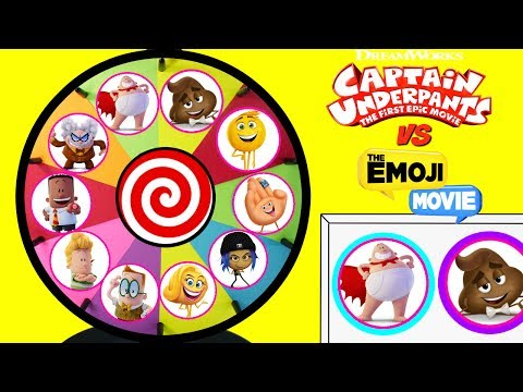 Trolls Vs Minions Spinning Wheel Game Punch Box Toy Surprises