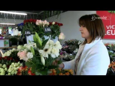 Réveillon : Effervescence chez les fleuristes et coiffeurs