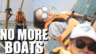 Sri Lanka Boat Nightmare