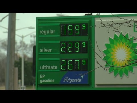 Gas prices on the rise across Milwaukee area
