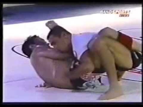Eddie Bravo Vs Royler Gracie ADCC 2003 Full Match from Cube-Xtreme