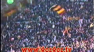 Göztepe 2-0 Galatasaray l 2001-2002 Sezonu l  GözGöz Tv Nostalji