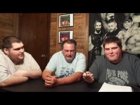 5 Questions With WR- Best Big Man In Wrestling, Main Event Mafia Vs Aces of 8s, Favorite Match Type