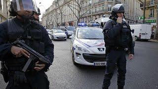 وزير الداخلية الفرنسي يعلن قتل مهاجم #الشانزليزيه