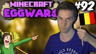 BELGIES PRATEN!? - Minecraft Egg Wars