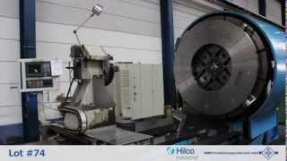 Niles/Metex DP2S3 CNC Horizontal Lathe (2002) - Lot 74