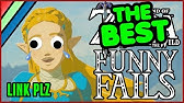 The BEST OF Funny FailsBreath of the Wild Funny Moments