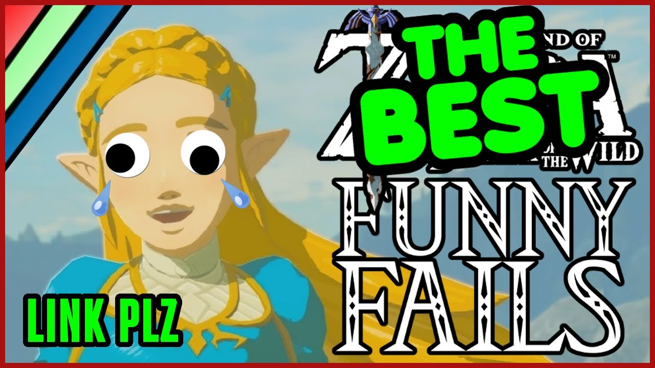 The BEST OF Humorous Fails | Breath of the Wild Humorous Moments