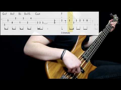 Chuck Mangione - Feels So Good (Bass Only) (Play Along Tabs In Video)