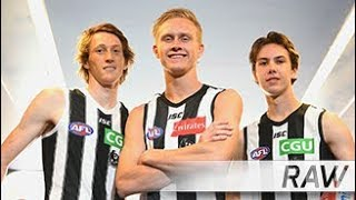Meet our new draftees