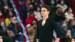 Макар Игнатов Короткая программа Мужчины Чемпионат России по фигурному катанию 2021