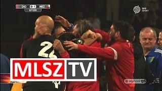 DVTK - Mezőkövesd Zsóry FC | 1-1 | OTP Bank Liga | 9. forduló | MLSZTV