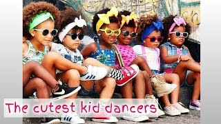 Most talented kids dancing to afrobeat: Best dance video compilation