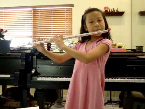 Ode to Joy --Flute Solo