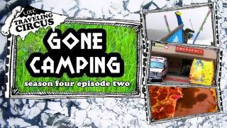 LINE Traveling Circus 4.2 Gone Camping