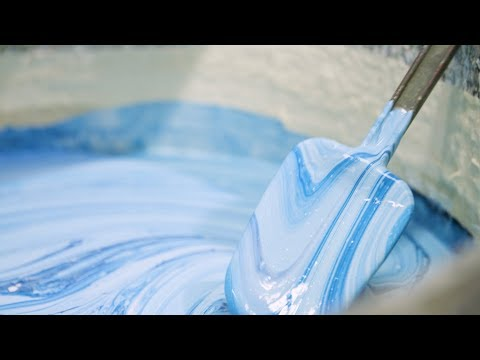 See How Paint Is Made At The Farrow & Ball Factory | House Beautiful