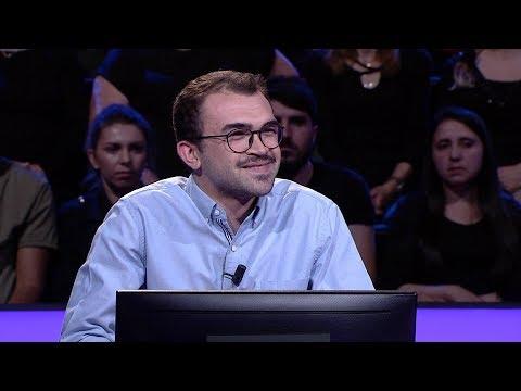 Kim Milyoner Olmak İster? Koç Üniversitesinde çift bölüm okuyan Berke çok güzel yarışıyor! 2018